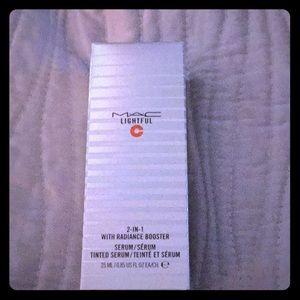 MAC cosmetics serum